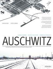 Todesfabrik Auschwitz / Death Factory Auschwitz / Fabryka Snmierci Auschwitz Cover