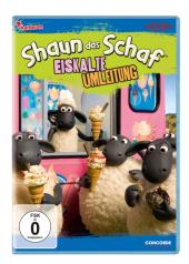 Shaun das Schaf - Eiskalte Umleitung, DVD Cover