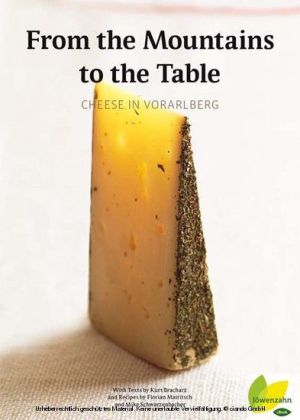 From the Mountains to the Table