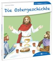 Die Ostergeschichte den Kindern erzählt Cover
