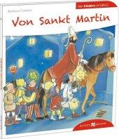 Von Sankt Martin den Kindern erzählt Cover