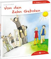 Von den Zehn Geboten den Kindern erzählt Cover