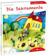 Die Sakramente den Kindern erklärt Cover