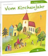 Vom Kirchenjahr den Kindern erzählt Cover