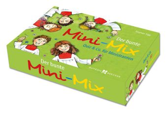 Der bunte Mini-Mix, 56 Ktn.