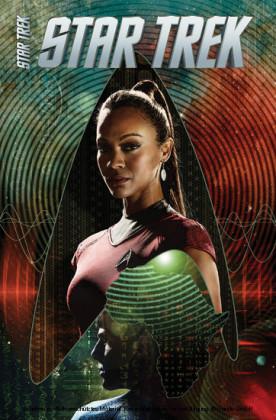 Star Trek Comicband: Die neue Zeit 5