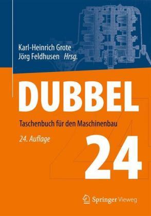 Dubbel Taschenbuch für den Maschinenbau