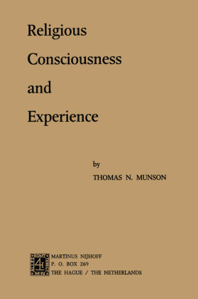 Religious Consciousness and Experience