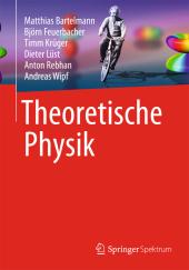 Theoretische Physik Cover