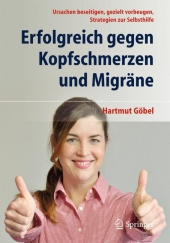 Erfolgreich gegen Kopfschmerzen und Migräne Cover
