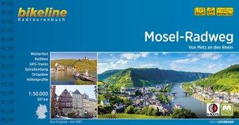 Bikeline Radtourenbuch Mosel-Radweg