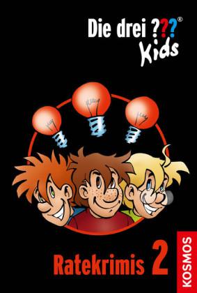 Die drei ??? Kids, Ratekrimis 2 (drei Fragezeichen Kids)