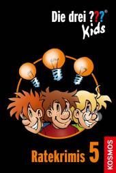 Die drei ??? Kids, Ratekrimis 5 (drei Fragezeichen Kids)