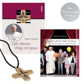Geh deinen Weg mit Jesus, m. Kreuz-Anhänger Cover