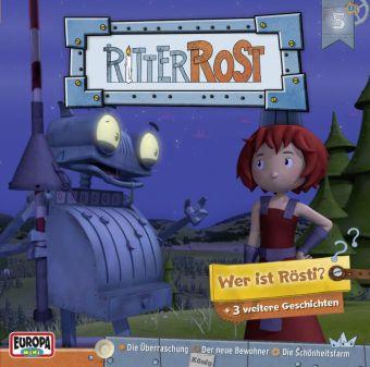 Ritter Rost - Wer ist Rösti, Audio-CD