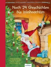 Esslingers Erzählungen: Noch 24 Geschichten bis Weihnachten Cover