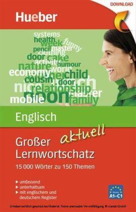 Großer Lernwortschatz Englisch aktuell