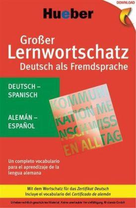 Großer Lernwortschatz Deutsch als Fremdsprache