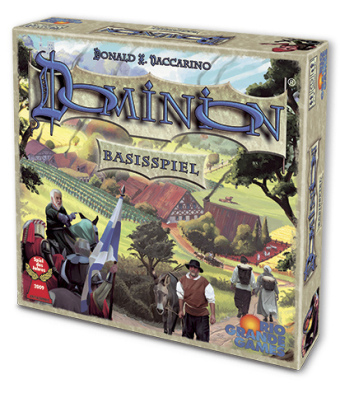 Dominion (Kartenspiel), Basisspiel