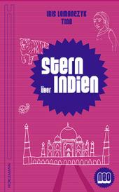 Stern über Indien