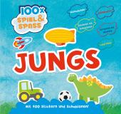 100 x Spiel und Spaß - Jungs Cover