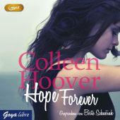 Hope Forever, 1 MP3-CD Cover