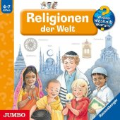 Religionen der Welt, 1 Audio-CD Cover