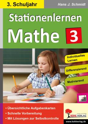 Stationenlernen Mathe / Klasse 3