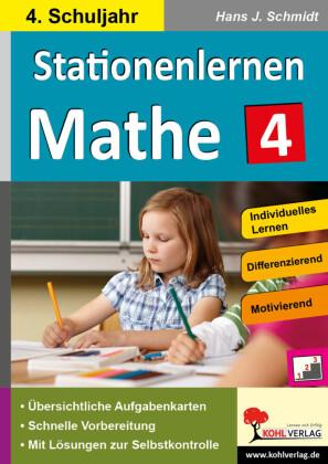 Stationenlernen Mathe / Klasse 4
