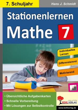 Stationenlernen Mathe / Klasse 7