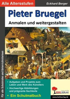 Pieter Bruegel ... anmalen und weitergestalten