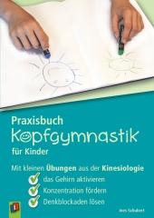 Praxisbuch Kopfgymnastik für Kinder Cover