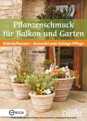 Pflanzenschmuck für Balkon und Terrasse