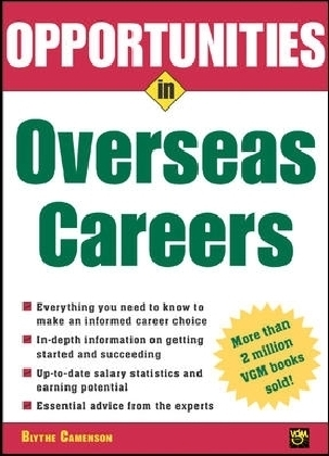Opportunities in Overseas Careers