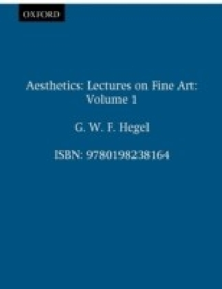 Aesthetics: Volume 1
