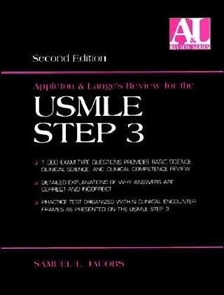 Appleton & Lange's Review for the USMLE Step 3