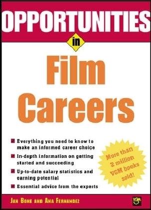 Opportunities in Film Careers