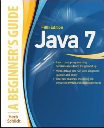 Java, A Beginner's Guide, 5th Edition