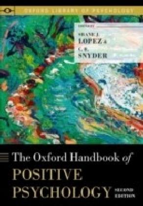 Oxford Handbook of Positive Psychology