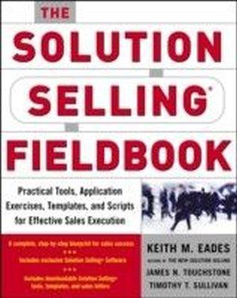 Solution Selling Fieldbook