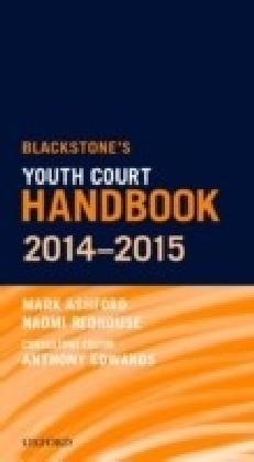 Blackstone's Youth Court Handbook 2014-2015
