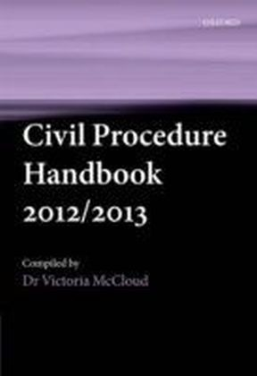 Civil Procedure Handbook 2012/2013
