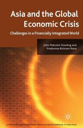 Asia and the Global Economic Crisis