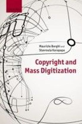 Copyright and Mass Digitization