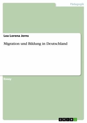 Migration und Bildung in Deutschland