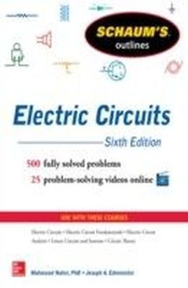 Schaum's Outline of Electric Circuits, 6th edition