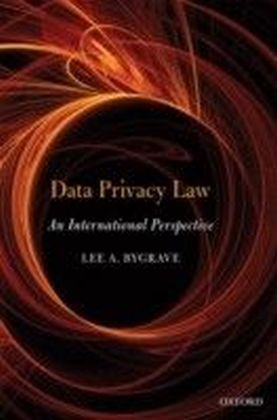 Data Privacy Law: An International Perspective