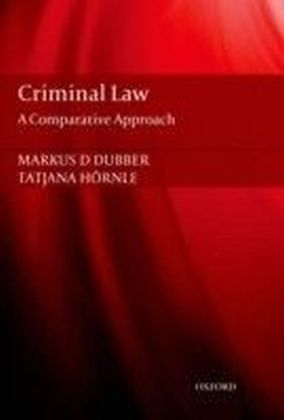 Criminal Law: A Comparative Approach