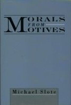 Morals from Motives