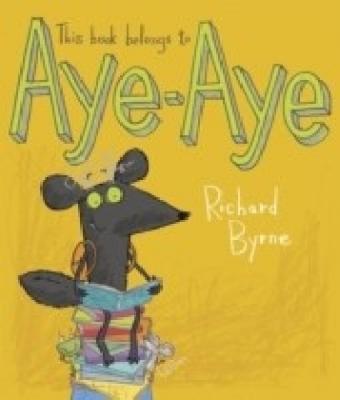 This Book Belongs to Aye Aye